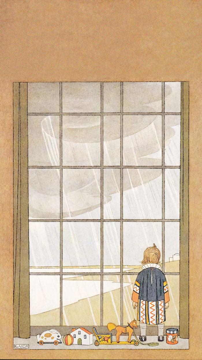 Henriette Willebeek Le Mair - Rainy day 1080x1920