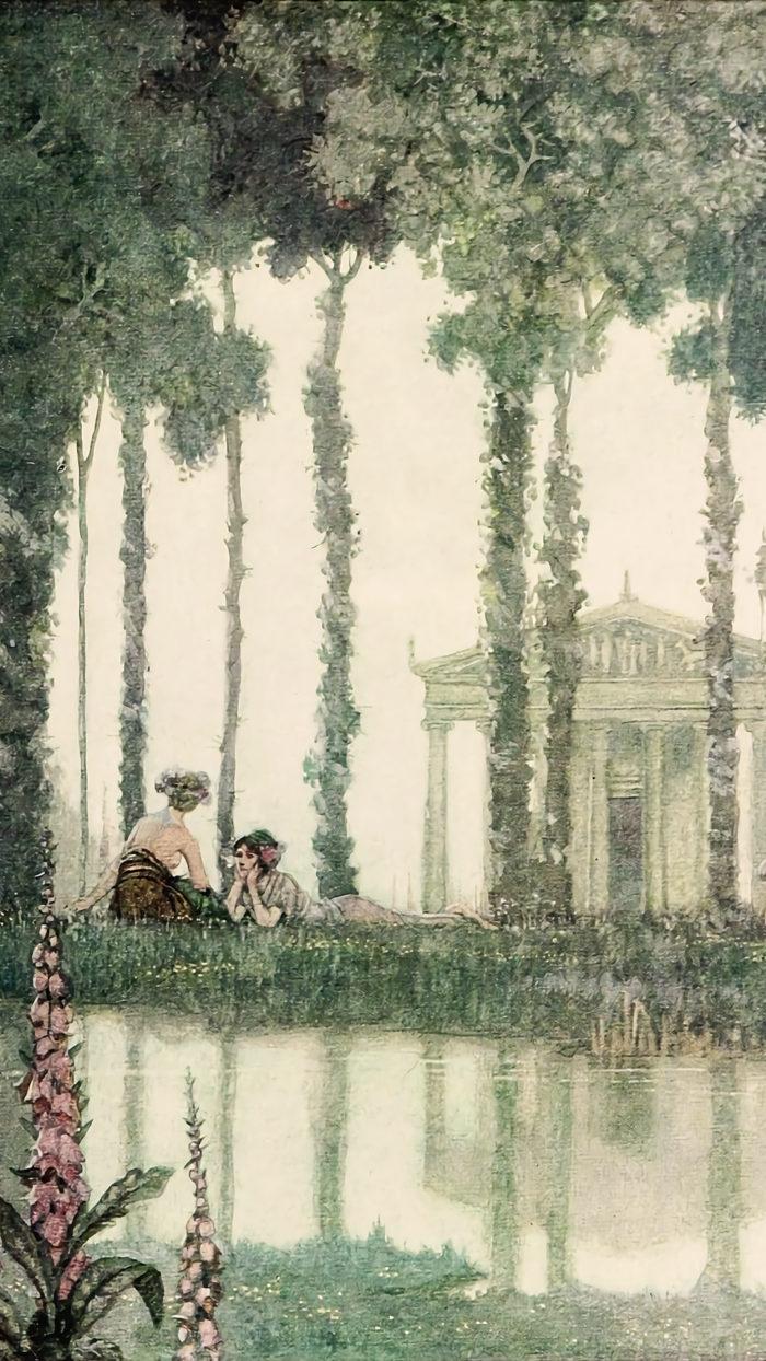 William Heath Robinson - A Midsummer Night's Dream 1080x1920