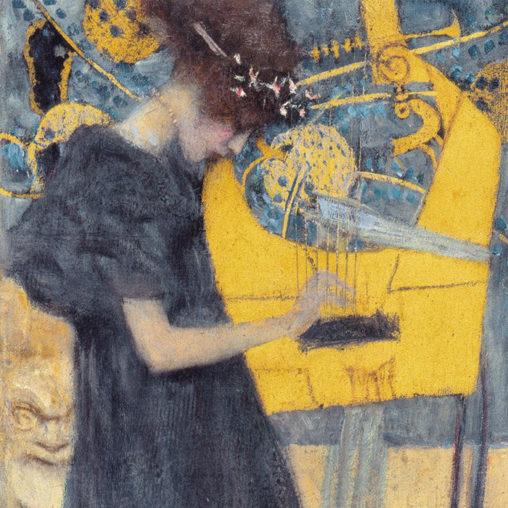 Gustav Klimt - Music I d