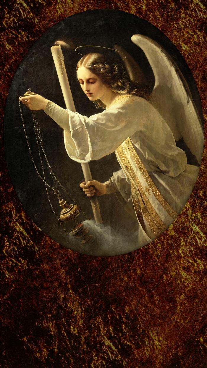 Carl Timoleon von Neff - The Angel 1080x1920