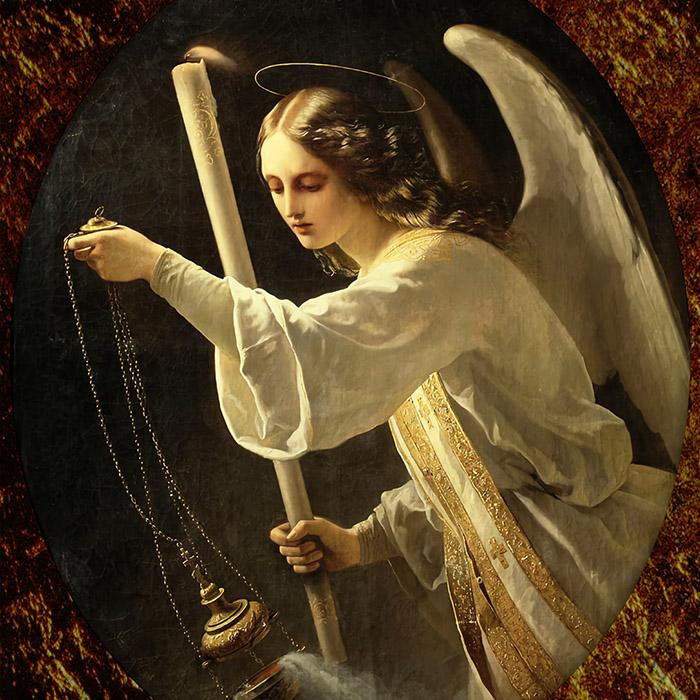 Carl Timoleon von Neff - The Angel d