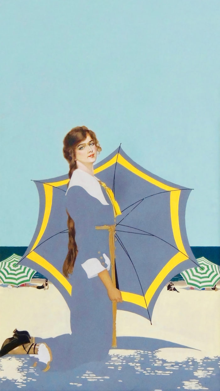 Coles Phillips - Fade away Girl 1080x1920