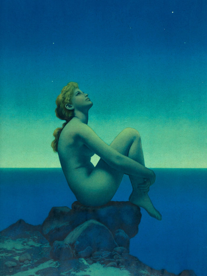 Maxfield Parrish - Stars 2048x2732