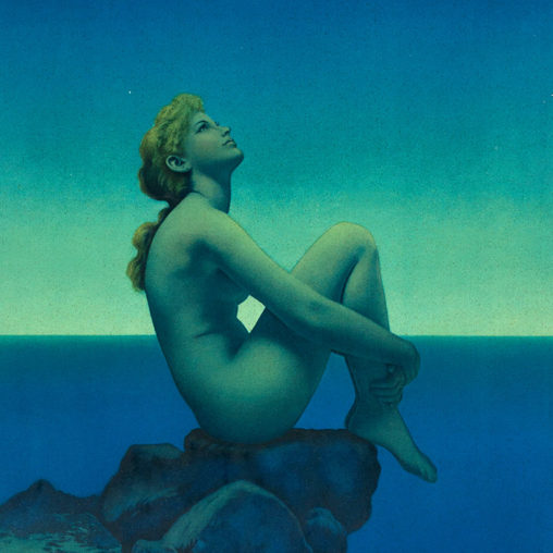 Maxfield Parrish - Stars d
