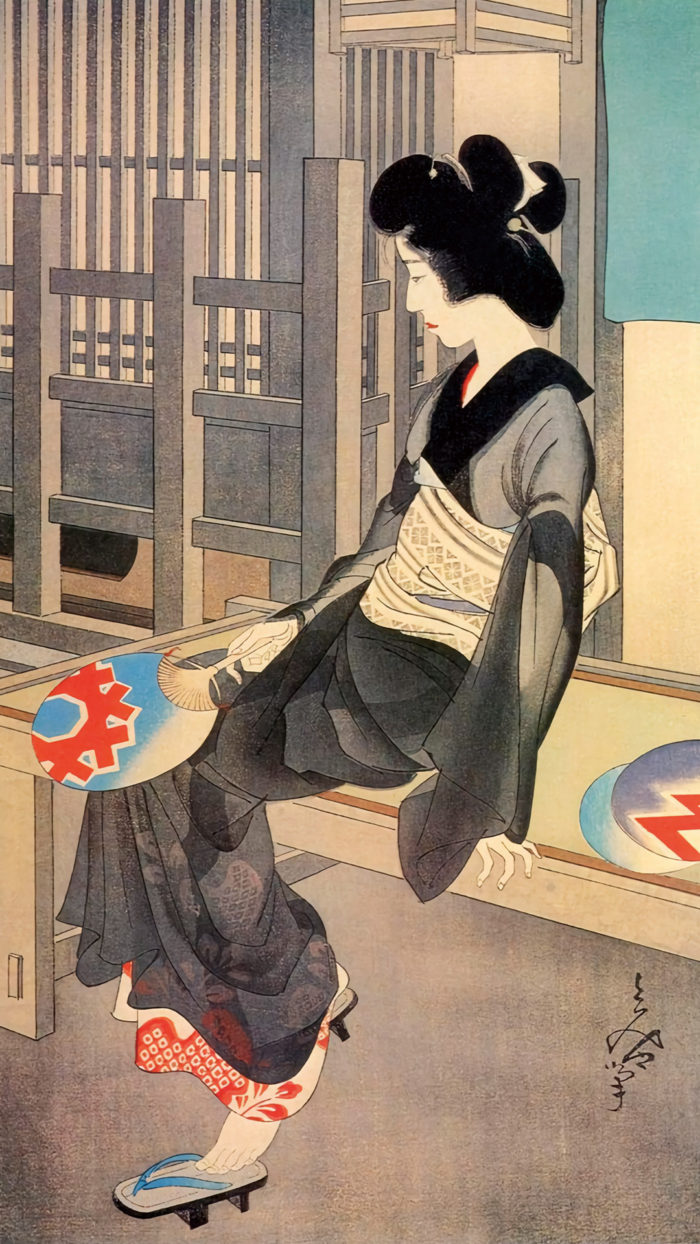 Oda Tomiya - Yusuzumi 1080x1920