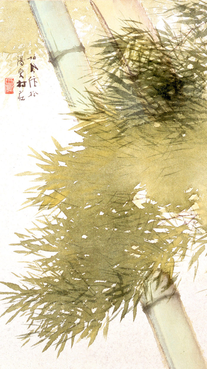 Takeuchi Seiho - Suichikuyajaku 1080x1920 2