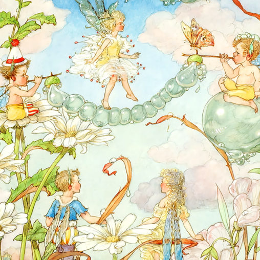 harold gaze - Fairies and bubbles d
