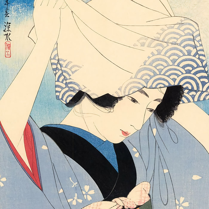 Ito Shinsui - Shiohigari d