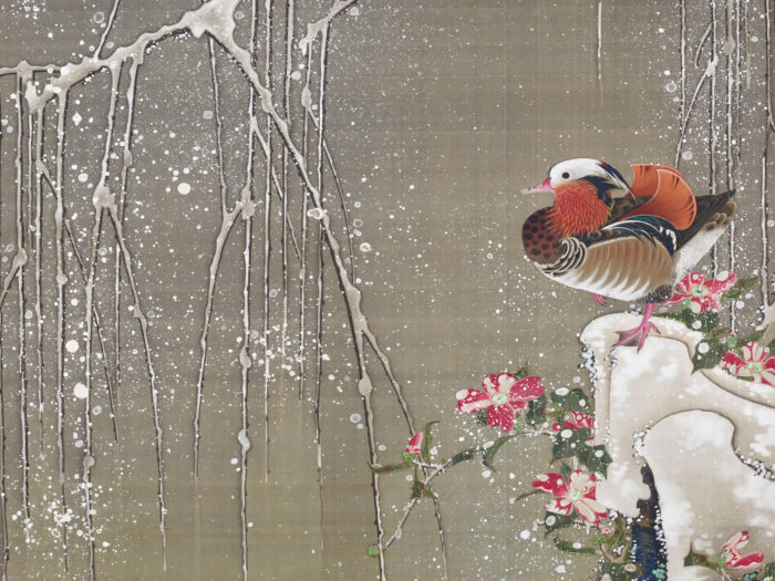 Ito jakuchu - Setchu en ou zu 2732x2048 2