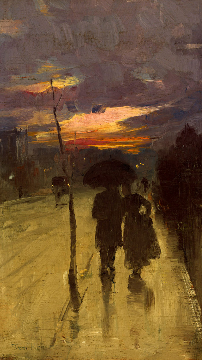 Tom Roberts - Going home 1080x1920