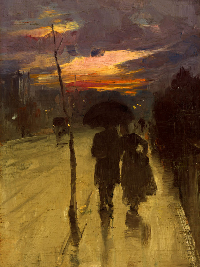 Tom Roberts - Going home 2048x2732