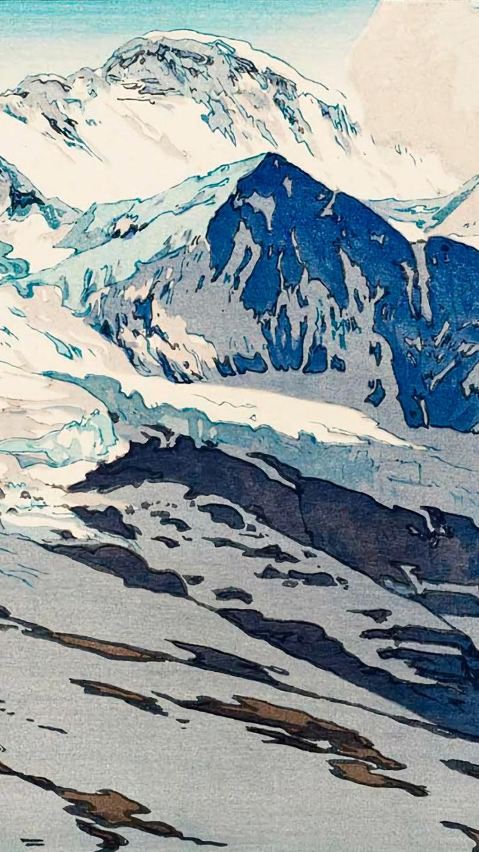Yoshida Hiroshi - Jungfrau 1080x1920