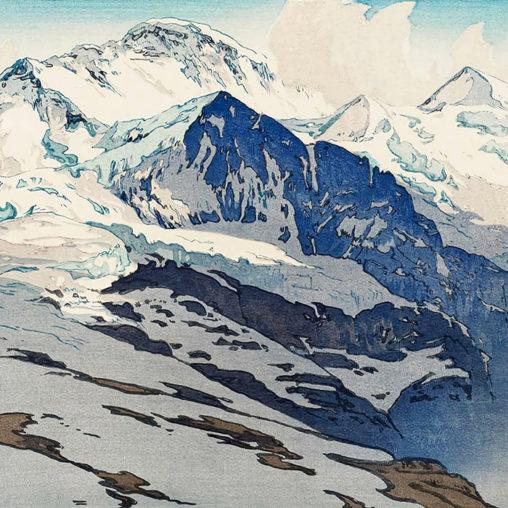 Yoshida Hiroshi - Jungfrau d