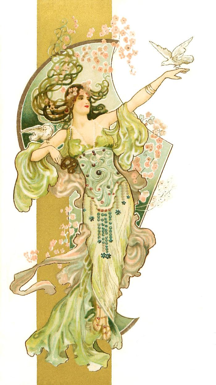 Eva Daniell - woman in light green 1080x1920