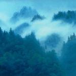 東山魁夷 / 朝雲