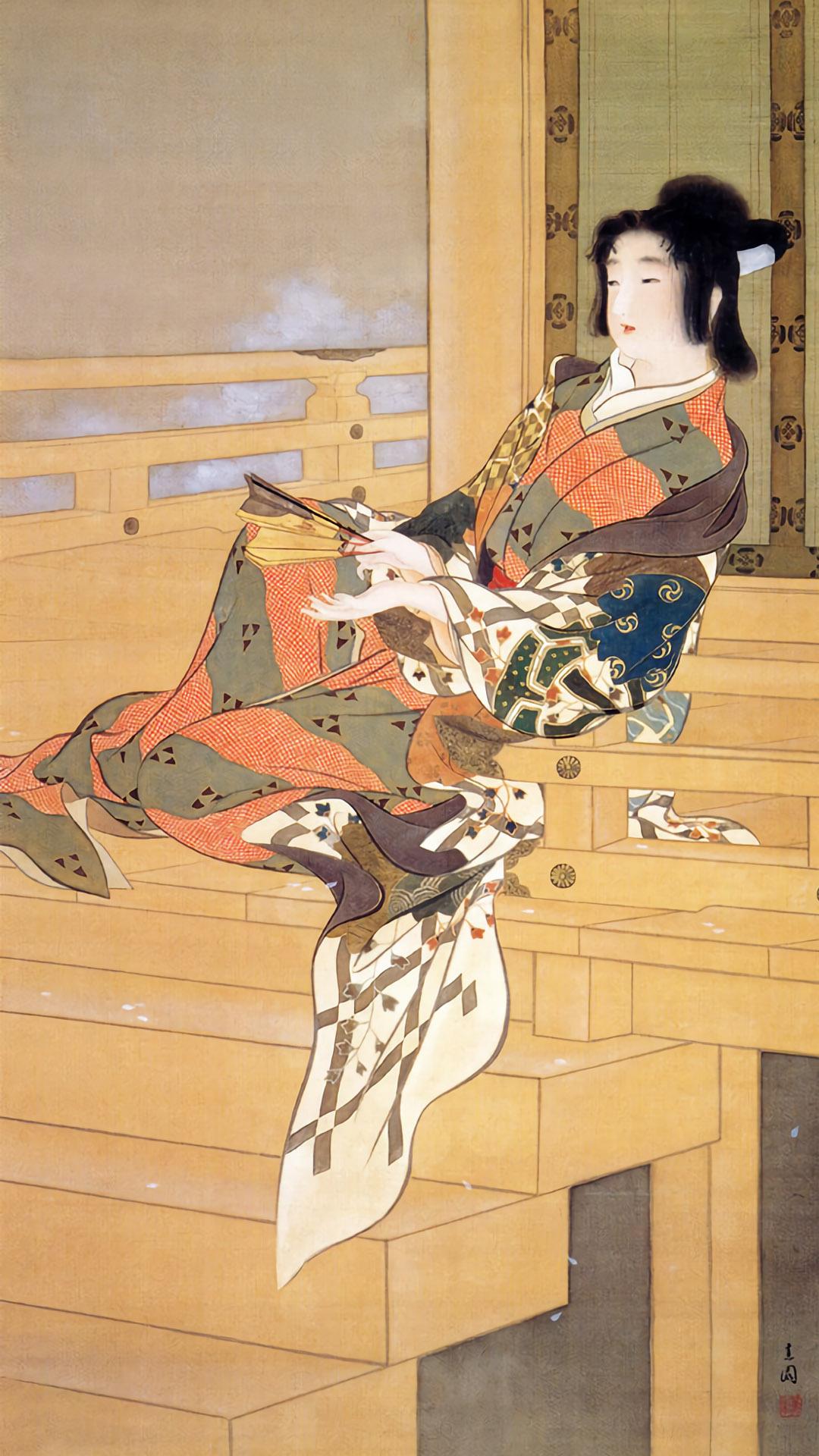 Ikeda Shoen - Utage no itoma 1080x1920