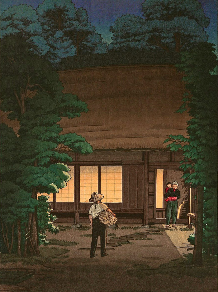 Ishiwata Koitsu - Musashino kogai tokumaru ji 2048x2732
