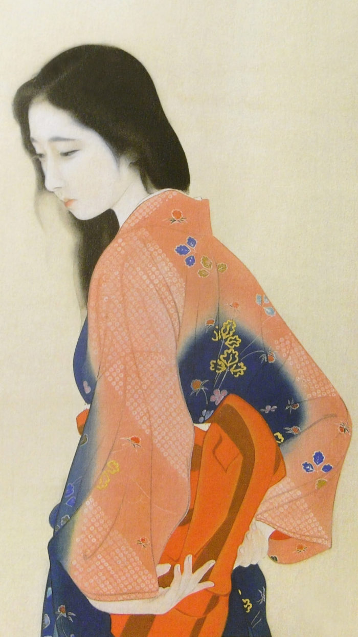 Kainosho Tadaoto - Mikaeri bijin 1080x1920