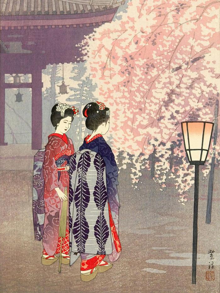 Kasamatsu shiro - Heian jingu no sakura 2048x2732
