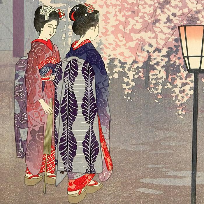 Kasamatsu shiro - Heian jingu no sakura d