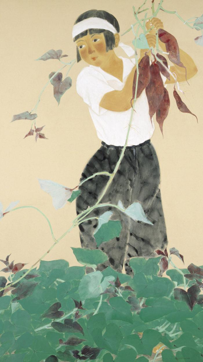 Kobatake Teiko - Zousan 1080x1920
