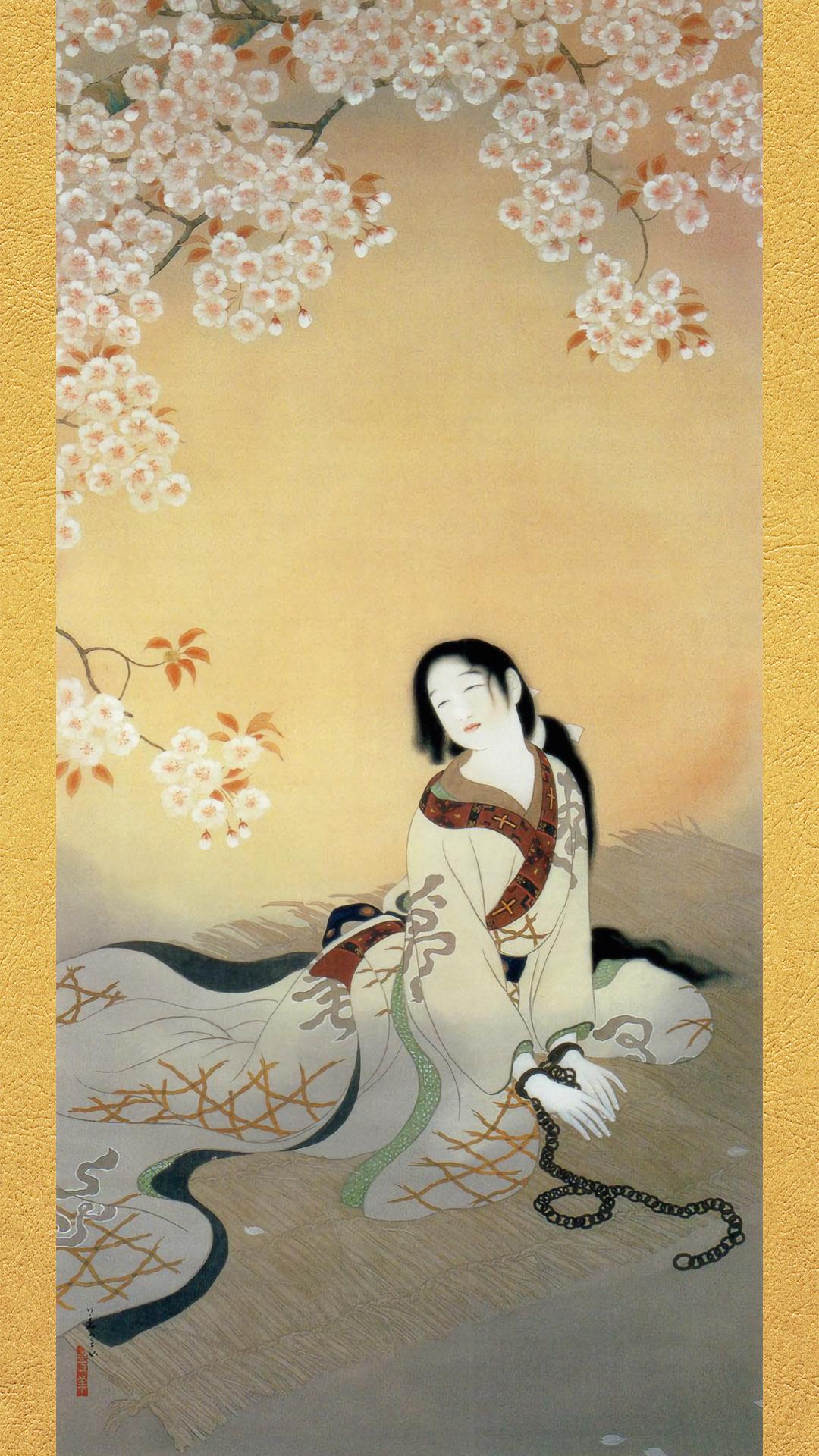 Matsumoto Kayo - Junkyo Bateren oharu 1080x1920 2