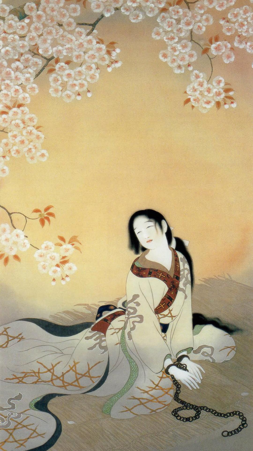 Matsumoto Kayo - Junkyo Bateren oharu 1080x1920