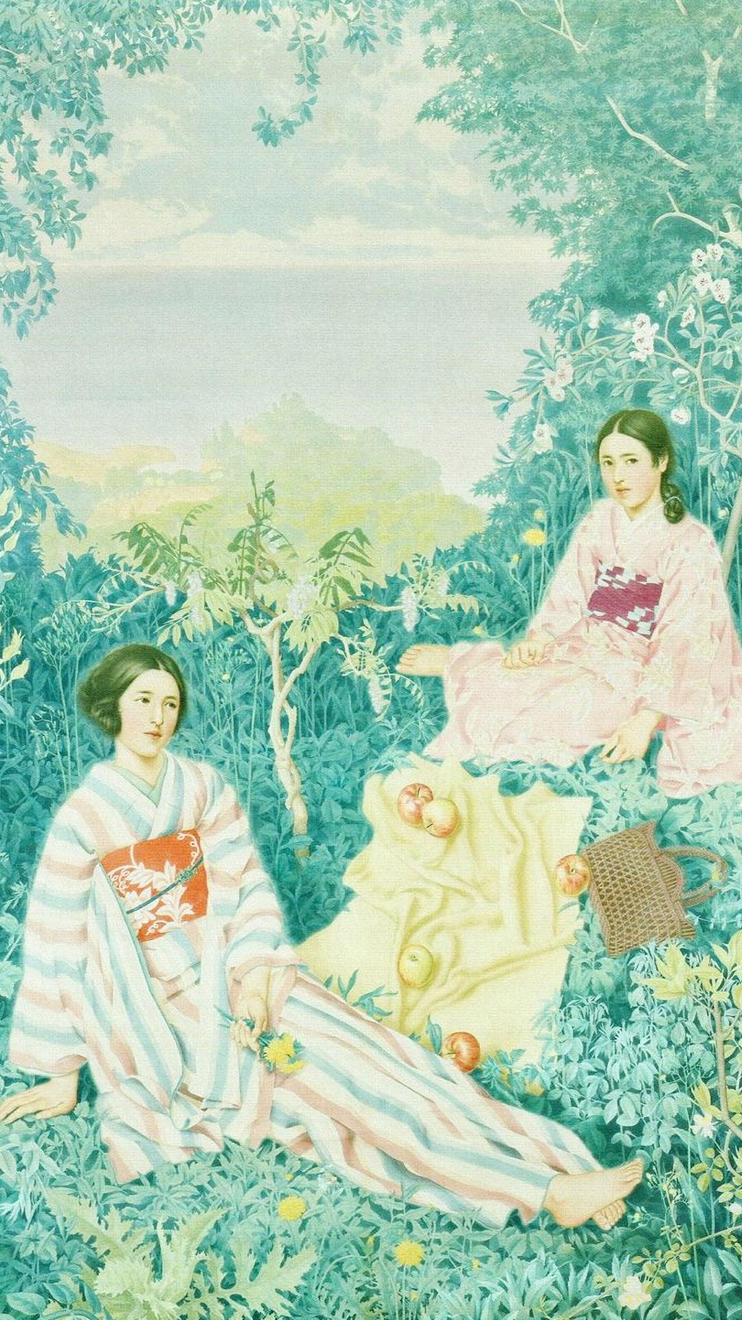 Mizutani Michihiko - Spring 1080x1920