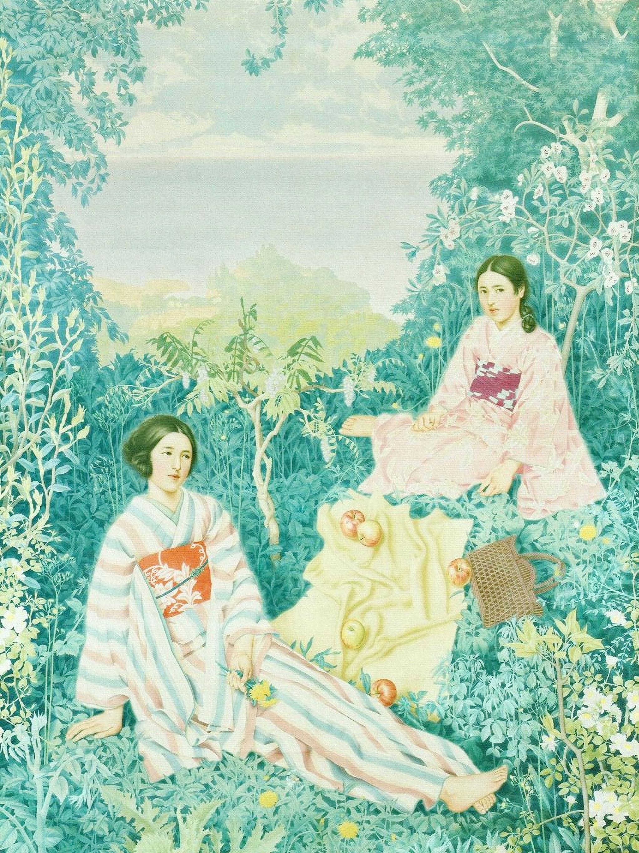 Mizutani Michihiko - Spring 2048x2732