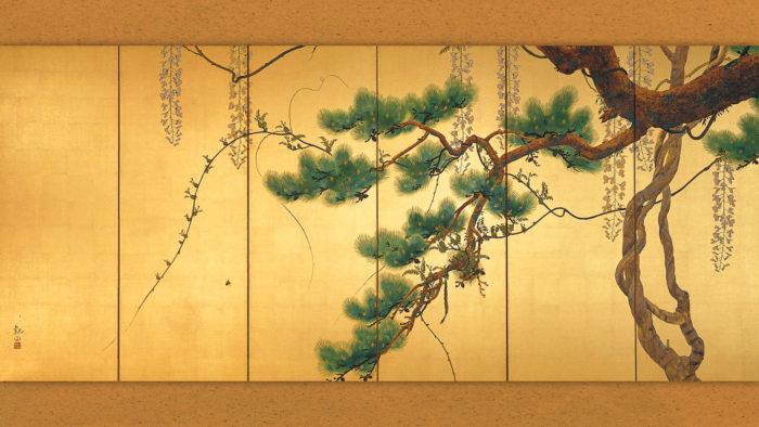 Shimomura Kanzan - Roshohakuro hidari 1920x1080