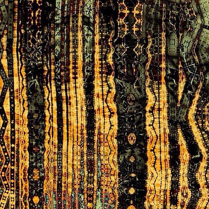 Gustav Klimt - The Golden Forest d