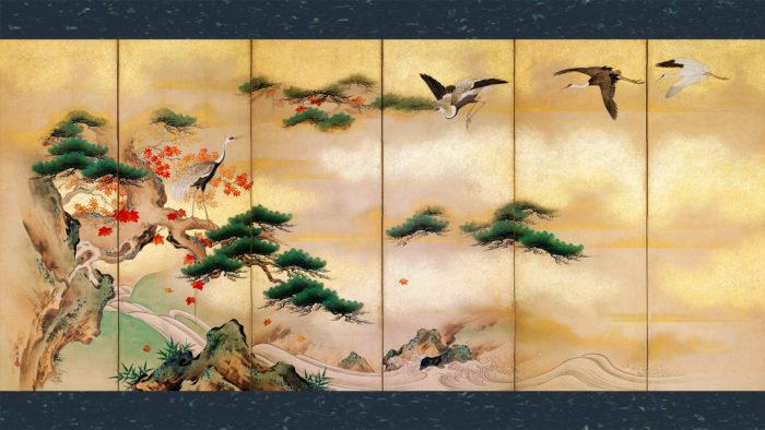 Hashimoto Gaho - Shunju kakutei 1920x1080 2