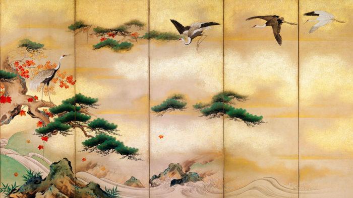 Hashimoto Gaho - Shunju kakutei 1920x1080