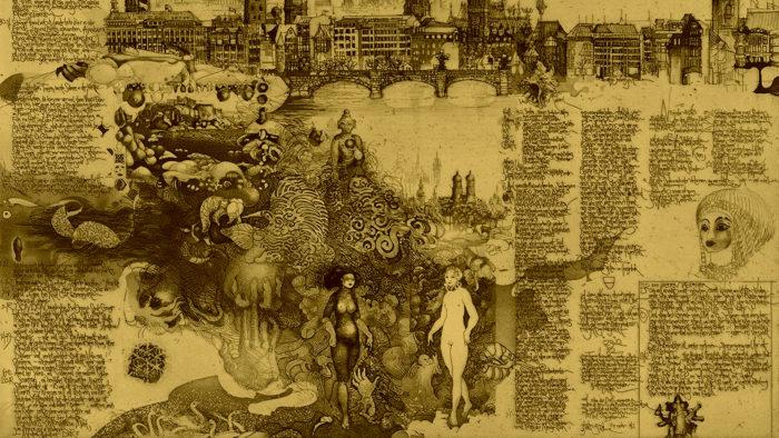 Jorg Schmeisser - Diary and Hamburg 1920x1080