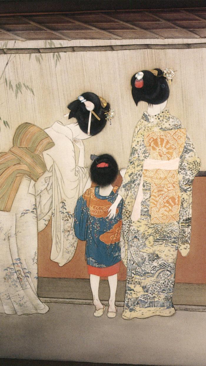 Kitano Tsunetomi - Yoimiya no ame 1080x1920