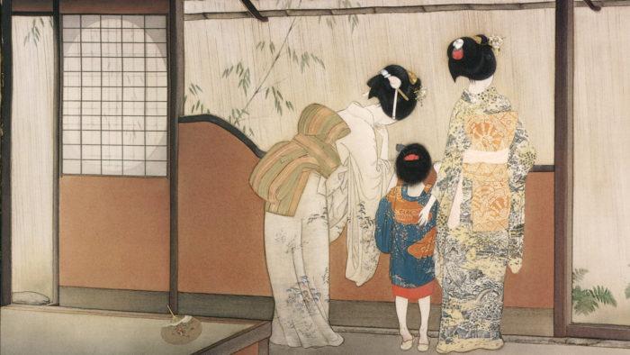 Kitano Tsunetomi - Yoimiya no ame 1920x1080
