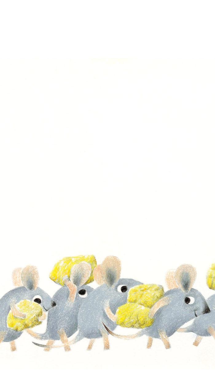 レオ・レオニ おんがくねずみジェラルディン Leo Lionni - Geraldine, the Music Mouse 1080x1920