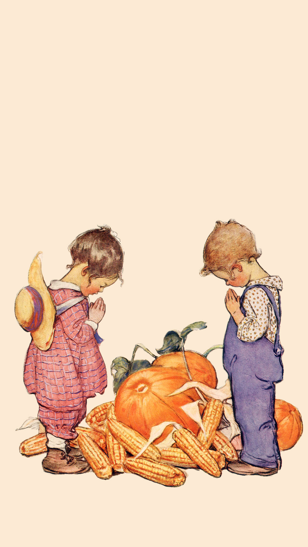 ジェシー・ウィルコックス・スミス Jessie Willcox Smith - Good Housekeeping November 1930 1080x1920