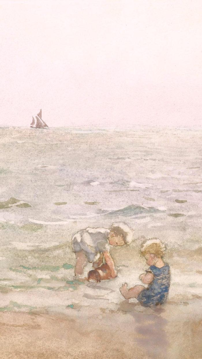 ローズ・メイナード・バートン Rose Maynard Barton - The Waterbabies 1080x1920