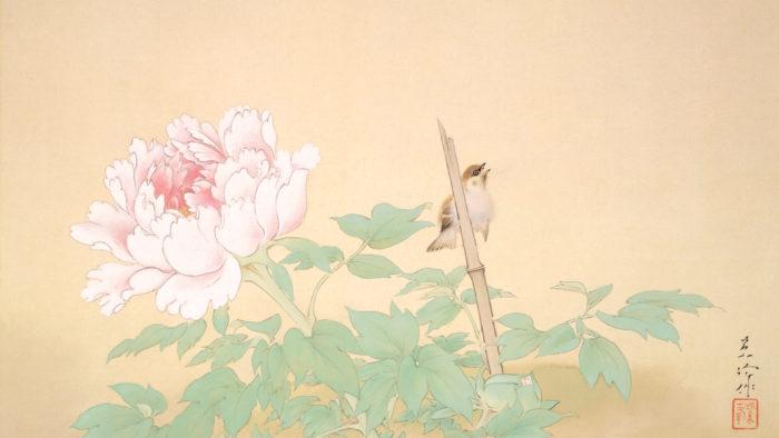 榊原紫峰 冨貴草 Sakakibara Shiho - Fuukigusa 1920x1080