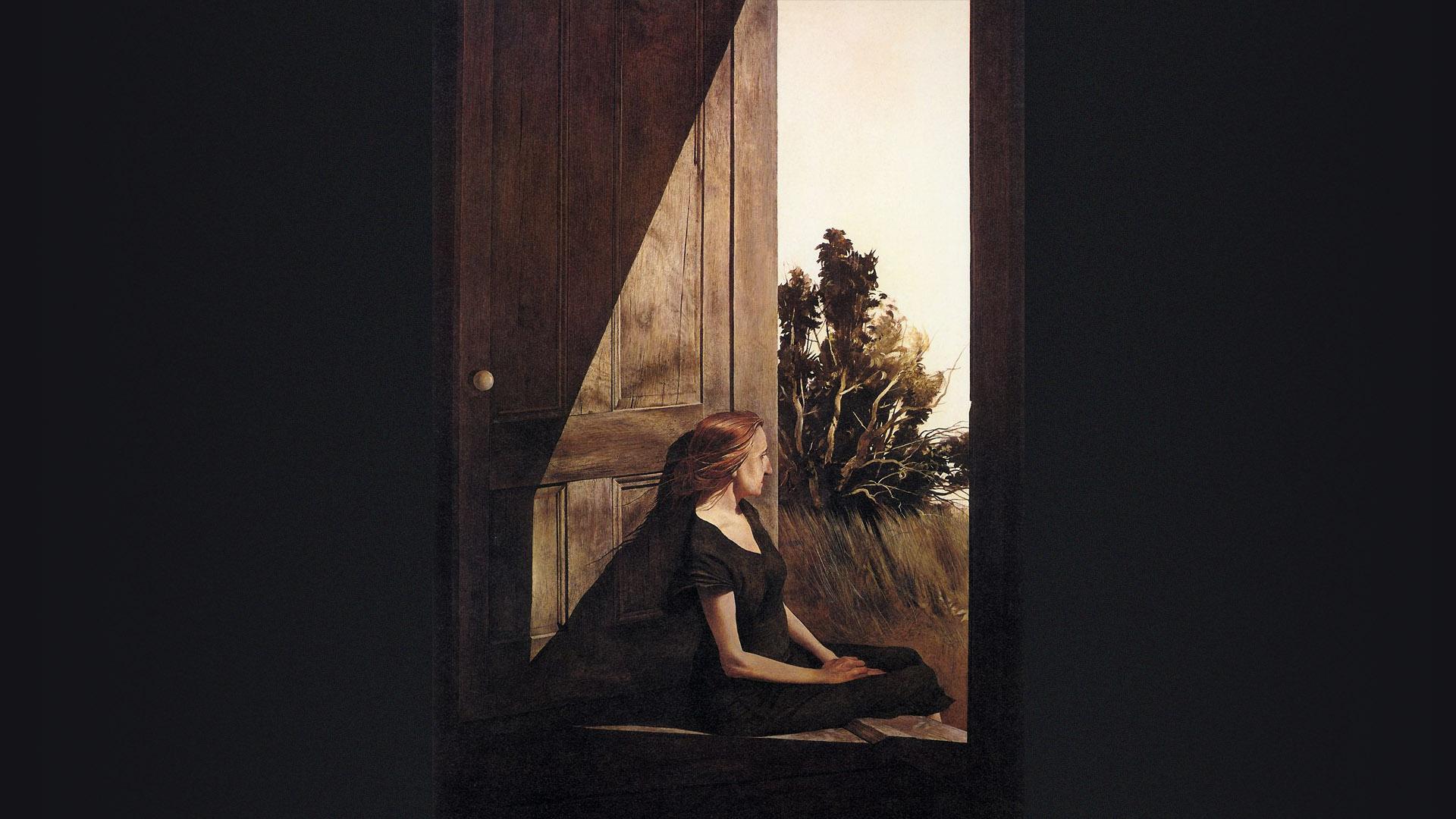 アンドリュー・ワイエス andrew wyeth - christina olson 1920x1080