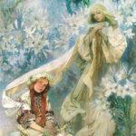 アルフォンス・ミュシャ / Madonna of the Lilies