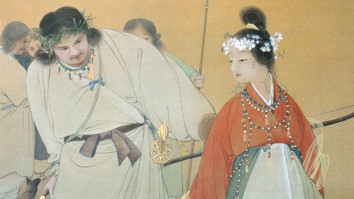 Ishii Rinkyo - konohanasakuyahime 1920x1080