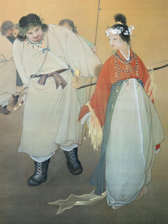 Ishii Rinkyo - konohanasakuyahime 2048x2732