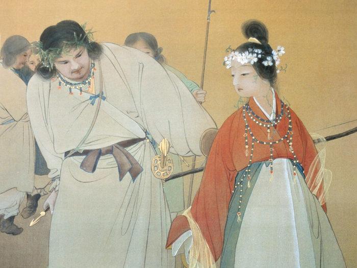 Ishii Rinkyo - konohanasakuyahime 2732x2048