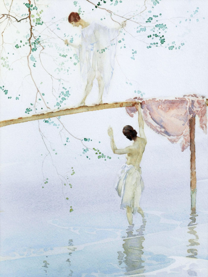 William Russell Flint – caprice 2048x2732
