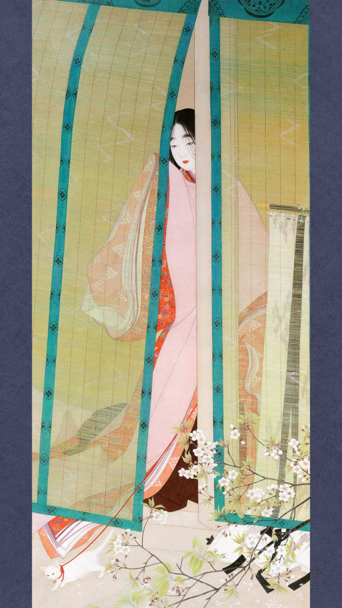 浅見松江 女三の宮 Asami Matsue - Nyosan no miya 1080x1920
