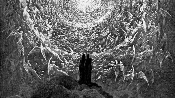 ギュスターブ・ドレ ダンテ 神曲 Gustave Dore - The Empyrean 1920x1080