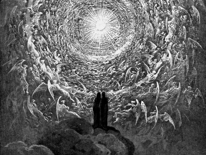 ギュスターブ・ドレ ダンテ 神曲 Gustave Dore - The Empyrean 2732x2048