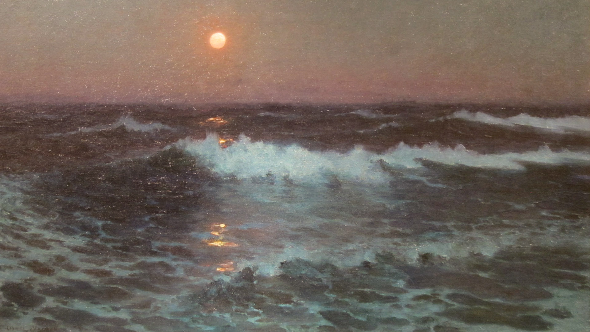 Lionel Walden - Moonlight 1920x1080